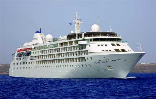«Ποδαρικό» με το Silver Wind στο λιμάνι Αγίου Νικολάου - e-Nautilia.gr | Το Ελληνικό Portal για την Ναυτιλία. Τελευταία νέα, άρθρα, Οπτικοακουστικό Υλικό