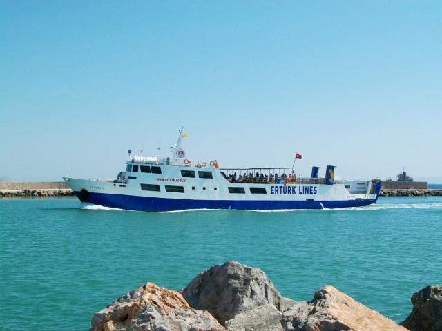 Υπεράριθμοι επιβάτες στο Ε/Γ «ERTURK I» - e-Nautilia.gr | Το Ελληνικό Portal για την Ναυτιλία. Τελευταία νέα, άρθρα, Οπτικοακουστικό Υλικό