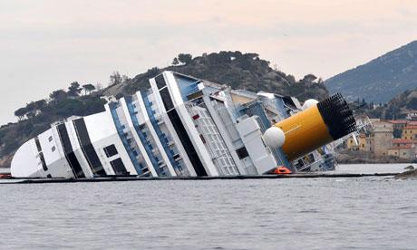 Διακανονισμός 1 εκατ. ευρώ για το ναυάγιο του Costa Concordia - e-Nautilia.gr | Το Ελληνικό Portal για την Ναυτιλία. Τελευταία νέα, άρθρα, Οπτικοακουστικό Υλικό