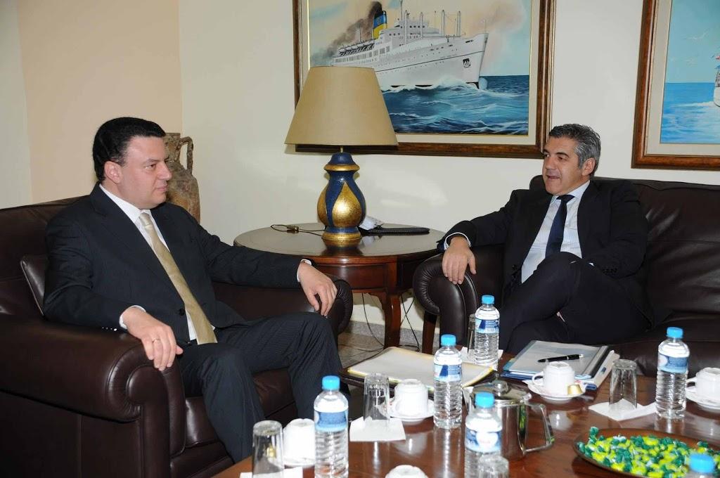 Διεύρυνση συνεργασίας μεταξύ Ελλάδας και Κύπρου - e-Nautilia.gr | Το Ελληνικό Portal για την Ναυτιλία. Τελευταία νέα, άρθρα, Οπτικοακουστικό Υλικό