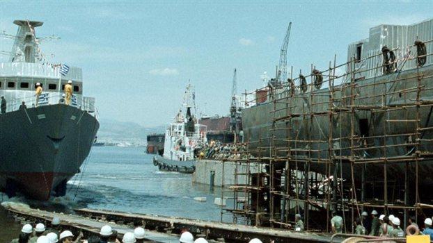 Ελπίδες λύσης για τα ναυπηγεία - e-Nautilia.gr   Το Ελληνικό Portal για την Ναυτιλία. Τελευταία νέα, άρθρα, Οπτικοακουστικό Υλικό