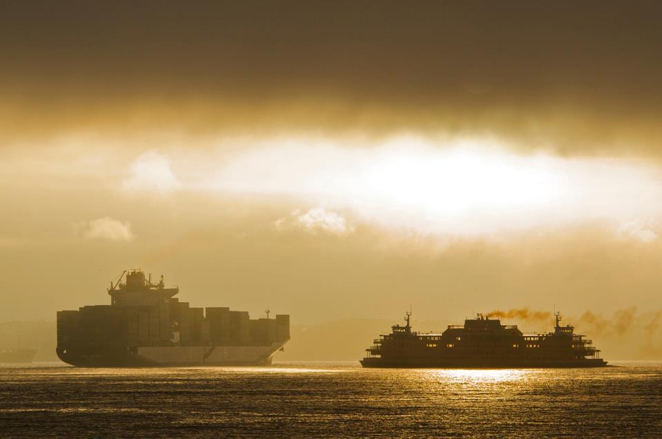 Φωτογραφία ημέρας – Πλοία στη Νέα Υόρκη - e-Nautilia.gr | Το Ελληνικό Portal για την Ναυτιλία. Τελευταία νέα, άρθρα, Οπτικοακουστικό Υλικό