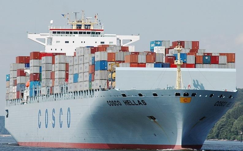 Κέρδη 2,9 εκατ. ευρώ για την Cosco Ναυτιλιακή Ελλάς - e-Nautilia.gr | Το Ελληνικό Portal για την Ναυτιλία. Τελευταία νέα, άρθρα, Οπτικοακουστικό Υλικό