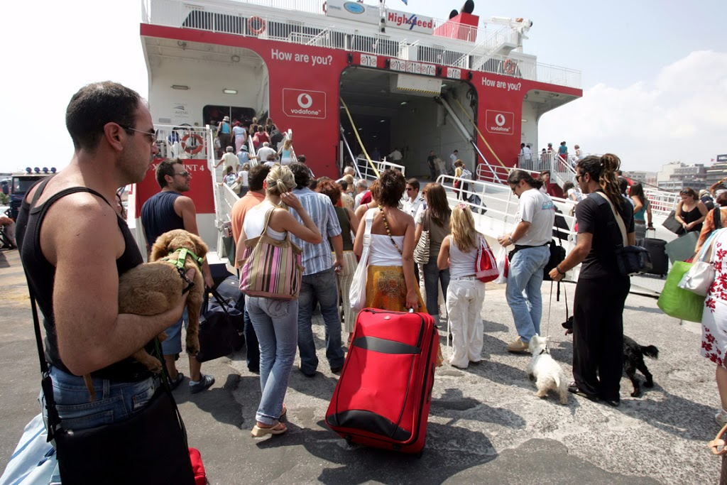 Μείωση 8,9% σημείωσε η διακίνηση επιβατών στους ελληνικούς λιμένες - e-Nautilia.gr | Το Ελληνικό Portal για την Ναυτιλία. Τελευταία νέα, άρθρα, Οπτικοακουστικό Υλικό