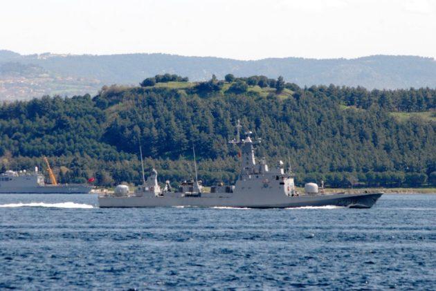 Μοίρα τουρκικών πυραυλακάτων κατευθύνεται στο Αιγαίο - e-Nautilia.gr | Το Ελληνικό Portal για την Ναυτιλία. Τελευταία νέα, άρθρα, Οπτικοακουστικό Υλικό