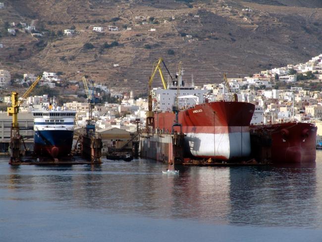 ΣΥΡΙΖΑ: Πάρτε μέτρα για να αποτραπεί το κλείσιμο των ναυπηγείων της χώρας - e-Nautilia.gr | Το Ελληνικό Portal για την Ναυτιλία. Τελευταία νέα, άρθρα, Οπτικοακουστικό Υλικό