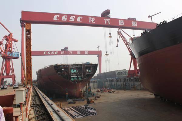 Κίνα: Ετοιμάζει αναδόμηση της ναυπηγικής της βιομηχανίας - e-Nautilia.gr | Το Ελληνικό Portal για την Ναυτιλία. Τελευταία νέα, άρθρα, Οπτικοακουστικό Υλικό