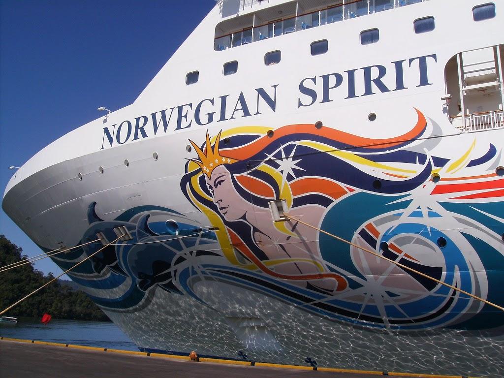 Ο Κωστής Μουσουρούλης στο Norwegian Spirit - e-Nautilia.gr | Το Ελληνικό Portal για την Ναυτιλία. Τελευταία νέα, άρθρα, Οπτικοακουστικό Υλικό
