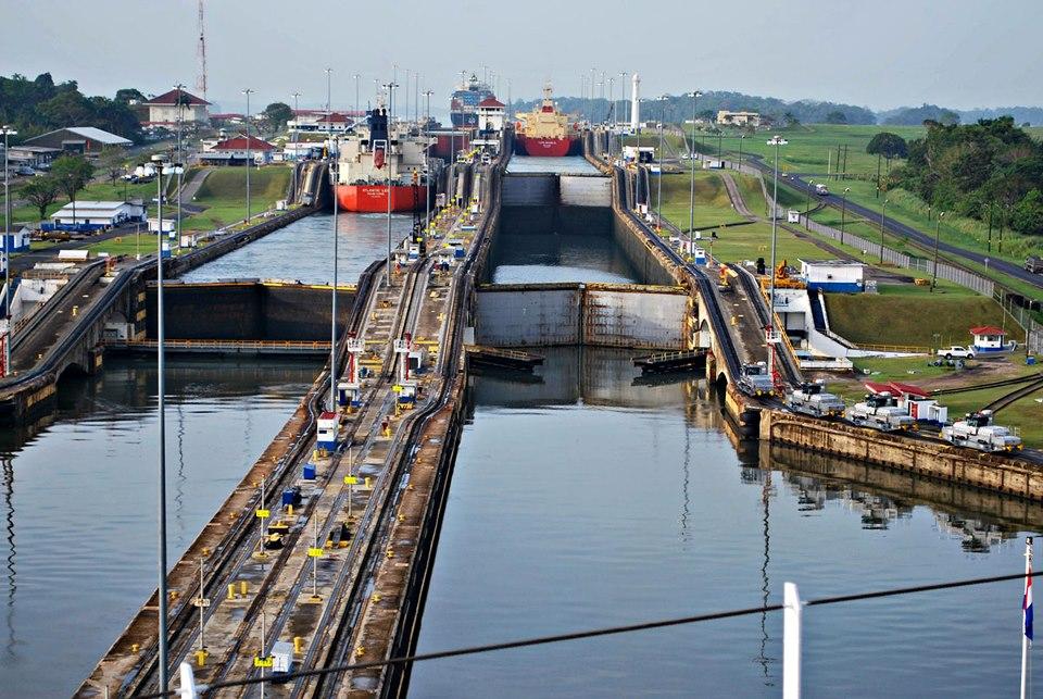 Φωτογραφία ημέρας – Panama Canal - e-Nautilia.gr | Το Ελληνικό Portal για την Ναυτιλία. Τελευταία νέα, άρθρα, Οπτικοακουστικό Υλικό