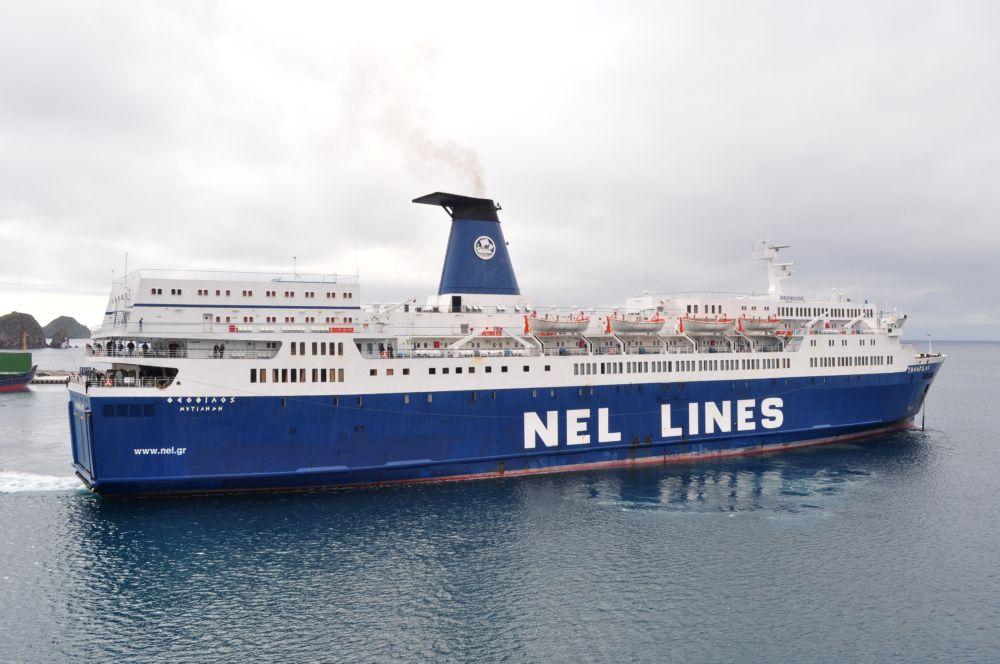ΠΕΝΕΝ: Η ΝΕΛ παραβιάζει την Συλλογική Σύμβαση Εργασίας - e-Nautilia.gr | Το Ελληνικό Portal για την Ναυτιλία. Τελευταία νέα, άρθρα, Οπτικοακουστικό Υλικό
