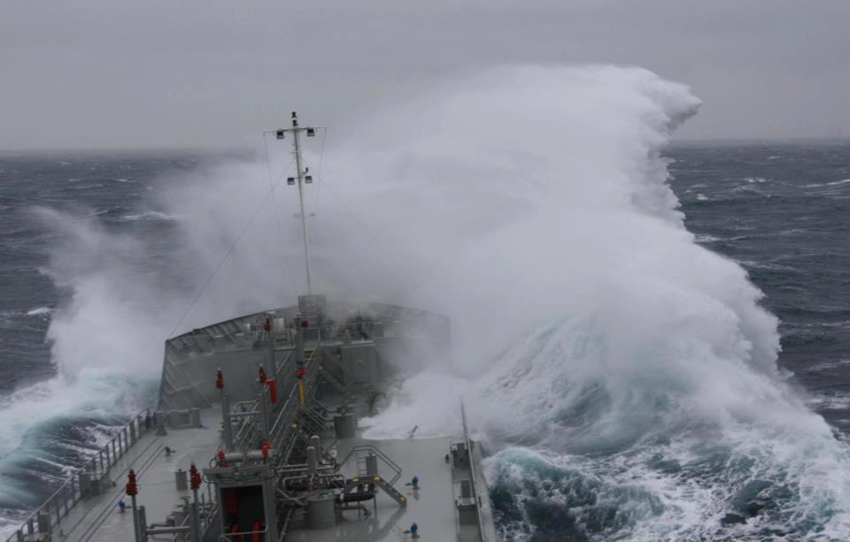 Φωτογραφία ημέρας – North Sea.. - e-Nautilia.gr | Το Ελληνικό Portal για την Ναυτιλία. Τελευταία νέα, άρθρα, Οπτικοακουστικό Υλικό