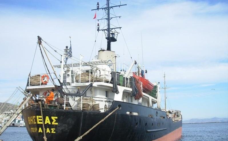 Προσάραξη δεξαμενόπλοιου σε όρμο - e-Nautilia.gr | Το Ελληνικό Portal για την Ναυτιλία. Τελευταία νέα, άρθρα, Οπτικοακουστικό Υλικό