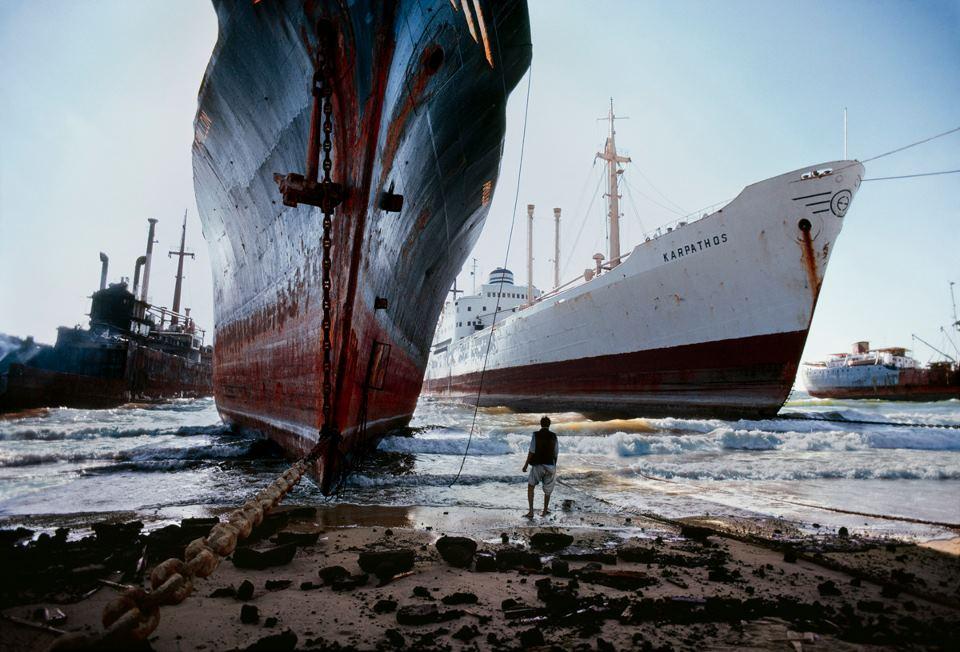 Φωτογραφία ημέρας – Ship Breaking - e-Nautilia.gr | Το Ελληνικό Portal για την Ναυτιλία. Τελευταία νέα, άρθρα, Οπτικοακουστικό Υλικό