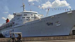 Tο «Πλοίο της Ειρήνης» έρχεται ξανά στον Πειραιά - e-Nautilia.gr | Το Ελληνικό Portal για την Ναυτιλία. Τελευταία νέα, άρθρα, Οπτικοακουστικό Υλικό