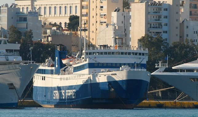 Ξανά στη γραμμή το «ΝΗΣΟΣ ΚΕΦΑΛΟΝΙΑ» - e-Nautilia.gr | Το Ελληνικό Portal για την Ναυτιλία. Τελευταία νέα, άρθρα, Οπτικοακουστικό Υλικό