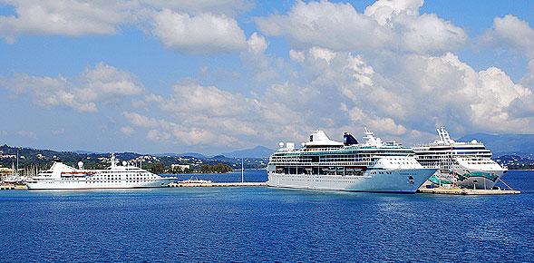 Σημαντική αύξηση στην κίνηση κρουαζιερόπλοιων στην Κέρκυρα - e-Nautilia.gr   Το Ελληνικό Portal για την Ναυτιλία. Τελευταία νέα, άρθρα, Οπτικοακουστικό Υλικό