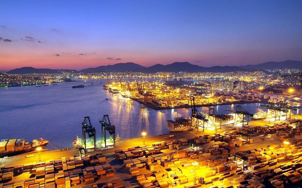 Φωτογραφία ημέρας – Busan Port - e-Nautilia.gr | Το Ελληνικό Portal για την Ναυτιλία. Τελευταία νέα, άρθρα, Οπτικοακουστικό Υλικό