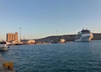 Δύο κρουαζιερόπλοια σήμερα με 4.000 επισκέπτες στα Χανιά - e-Nautilia.gr | Το Ελληνικό Portal για την Ναυτιλία. Τελευταία νέα, άρθρα, Οπτικοακουστικό Υλικό