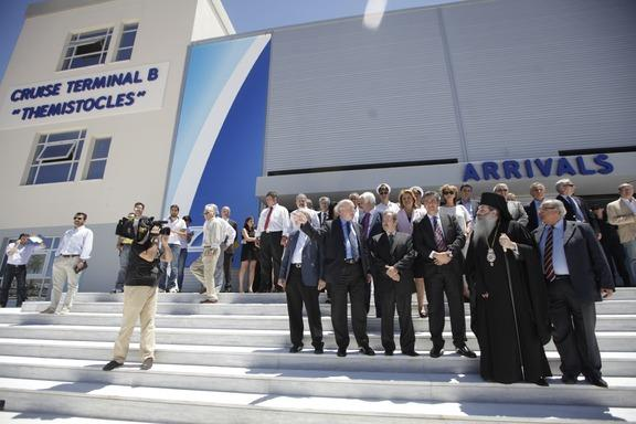 Εγκαινιάστηκε ο νέος διεθνής σταθμός κρουαζιέρας - e-Nautilia.gr | Το Ελληνικό Portal για την Ναυτιλία. Τελευταία νέα, άρθρα, Οπτικοακουστικό Υλικό