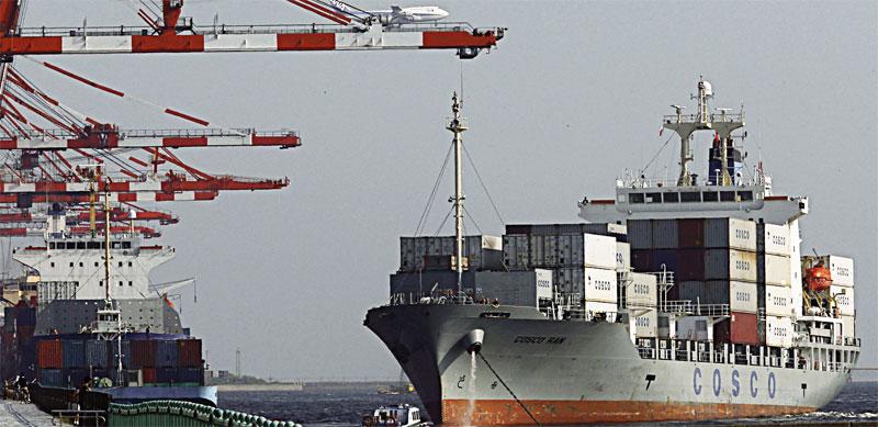 Cosco: Επενδύσεις 600 εκατ. ευρώ στον Πειραιά - e-Nautilia.gr | Το Ελληνικό Portal για την Ναυτιλία. Τελευταία νέα, άρθρα, Οπτικοακουστικό Υλικό