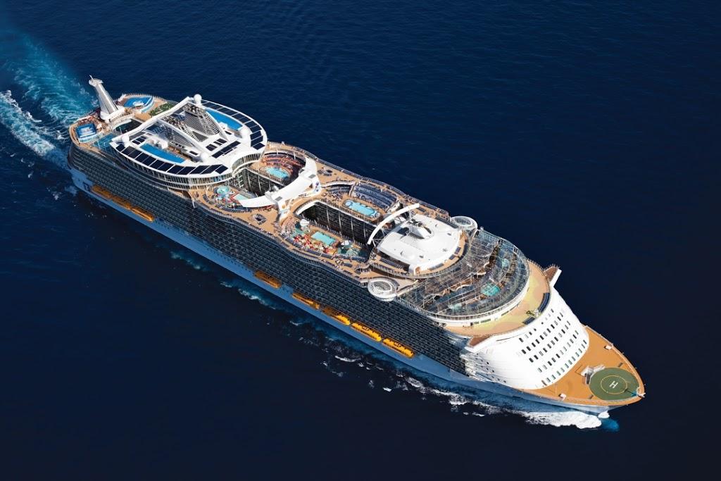 "Royal Caribbean's ""Oasis of the Seas"" : το μεγαλύτερο κρουαζιερόπλοιο στον κόσμο! [βίντεο] - e-Nautilia.gr | Το Ελληνικό Portal για την Ναυτιλία. Τελευταία νέα, άρθρα, Οπτικοακουστικό Υλικό"
