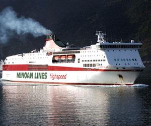 Περιορίστηκαν οι ζημίες στο α΄ τρίμηνο για την Minoan Lines - e-Nautilia.gr | Το Ελληνικό Portal για την Ναυτιλία. Τελευταία νέα, άρθρα, Οπτικοακουστικό Υλικό