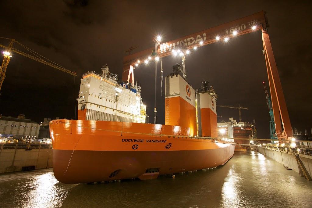 Φωτογραφία ημέρας – The world's largest heavy lift ship - e-Nautilia.gr | Το Ελληνικό Portal για την Ναυτιλία. Τελευταία νέα, άρθρα, Οπτικοακουστικό Υλικό