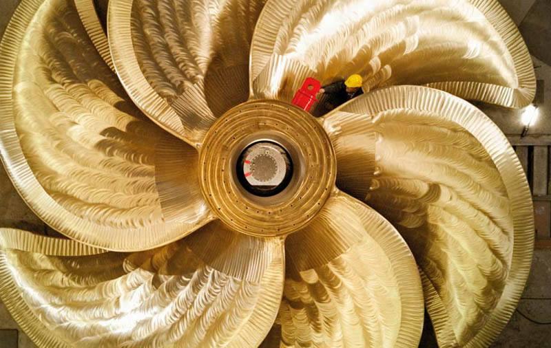 Φωτογραφία ημέρας – 6 blade propeller - e-Nautilia.gr | Το Ελληνικό Portal για την Ναυτιλία. Τελευταία νέα, άρθρα, Οπτικοακουστικό Υλικό