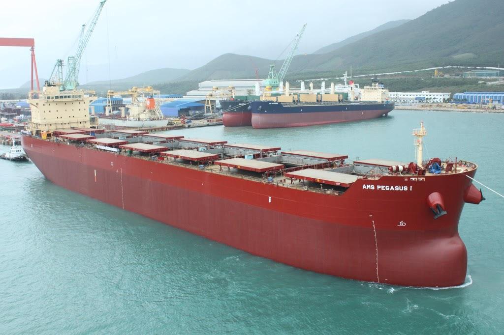 Φωτογραφία ημέρας – 82,000DWT Bulk Carrier - e-Nautilia.gr | Το Ελληνικό Portal για την Ναυτιλία. Τελευταία νέα, άρθρα, Οπτικοακουστικό Υλικό