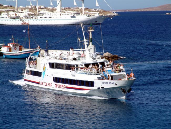 Απαγόρευση απόπλου του Ε/Γ-Τ/Ρ «ΝΑΞΟΣ ΣΤΑΡ» στη Μύκονο - e-Nautilia.gr | Το Ελληνικό Portal για την Ναυτιλία. Τελευταία νέα, άρθρα, Οπτικοακουστικό Υλικό