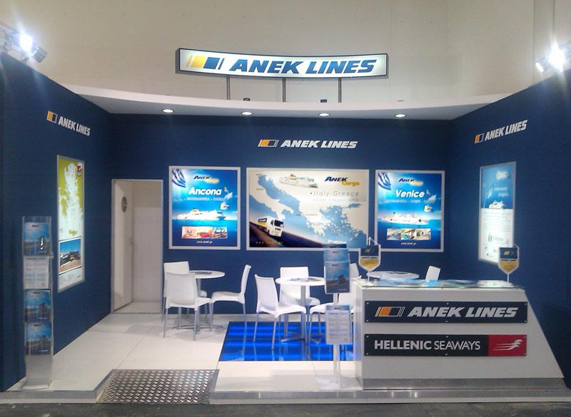 Επιτυχημένη παρουσία της Αnek Lines στην Transport Logistics - e-Nautilia.gr | Το Ελληνικό Portal για την Ναυτιλία. Τελευταία νέα, άρθρα, Οπτικοακουστικό Υλικό