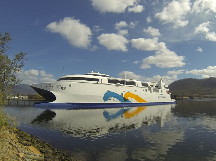 Francisco: Το πιο γρήγορο πλοίο του κόσμου - e-Nautilia.gr | Το Ελληνικό Portal για την Ναυτιλία. Τελευταία νέα, άρθρα, Οπτικοακουστικό Υλικό