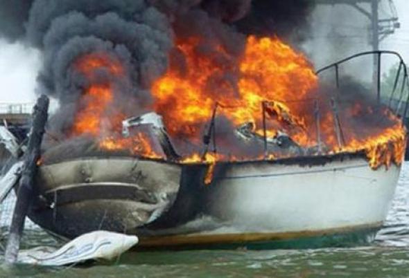 Πυρκαγιά σε ιστιοφόρο – Ένας τραυματίας - e-Nautilia.gr | Το Ελληνικό Portal για την Ναυτιλία. Τελευταία νέα, άρθρα, Οπτικοακουστικό Υλικό
