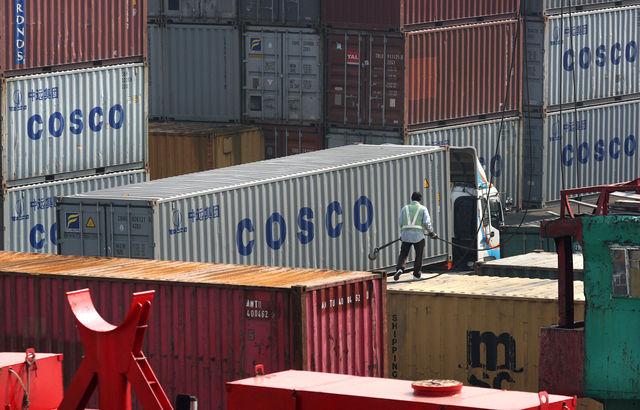 Η Cosco εξετάζει το Θριάσιο για κέντρο ελαφράς μεταποίησης - e-Nautilia.gr | Το Ελληνικό Portal για την Ναυτιλία. Τελευταία νέα, άρθρα, Οπτικοακουστικό Υλικό