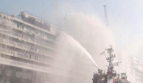 Καίγεται κρουαζιερόπλοιο κοντά στη Βενετία – Μεταφέρει 1.500 επιβάτες - e-Nautilia.gr   Το Ελληνικό Portal για την Ναυτιλία. Τελευταία νέα, άρθρα, Οπτικοακουστικό Υλικό
