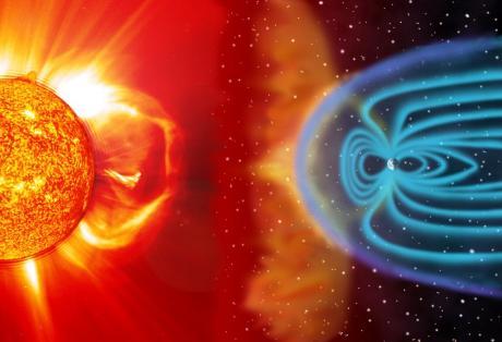 Μαγνητική θύελλα πλήττει τη Γη - e-Nautilia.gr | Το Ελληνικό Portal για την Ναυτιλία. Τελευταία νέα, άρθρα, Οπτικοακουστικό Υλικό