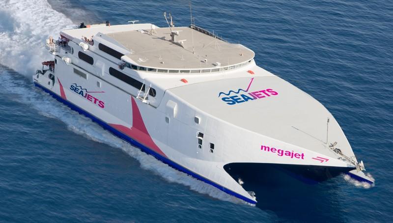 Μηχανική βλάβη στο «MEGA JET» – Ταλαιπωρία για τους 580 επιβάτες - e-Nautilia.gr | Το Ελληνικό Portal για την Ναυτιλία. Τελευταία νέα, άρθρα, Οπτικοακουστικό Υλικό