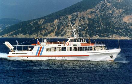 Μηχανική βλάβη σε τουριστικού σκάφος με 16 επιβαίνοντες στη Σύρο - e-Nautilia.gr | Το Ελληνικό Portal για την Ναυτιλία. Τελευταία νέα, άρθρα, Οπτικοακουστικό Υλικό