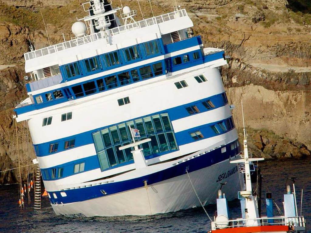 Έως τέλος Ιουλίου θα ολοκληρωθεί η εκδίκαση για το ναυάγιο του Sea Diamond - e-Nautilia.gr | Το Ελληνικό Portal για την Ναυτιλία. Τελευταία νέα, άρθρα, Οπτικοακουστικό Υλικό