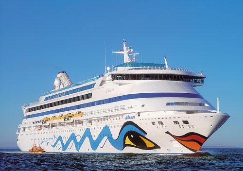 Στη Θεσσαλονίκη το κρουαζιερόπλοιο «Aida Aura» - e-Nautilia.gr | Το Ελληνικό Portal για την Ναυτιλία. Τελευταία νέα, άρθρα, Οπτικοακουστικό Υλικό