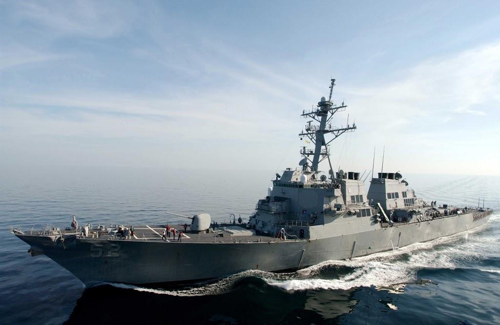 Στον Πειραιά το «USS Barry» - e-Nautilia.gr | Το Ελληνικό Portal για την Ναυτιλία. Τελευταία νέα, άρθρα, Οπτικοακουστικό Υλικό