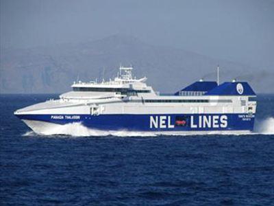 «Σωσίβιο» στη ΝΕΛ από την ΑΝΕΚ - e-Nautilia.gr | Το Ελληνικό Portal για την Ναυτιλία. Τελευταία νέα, άρθρα, Οπτικοακουστικό Υλικό
