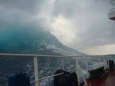 Φωτογραφία ημέρας – Life at high seas!!! - e-Nautilia.gr | Το Ελληνικό Portal για την Ναυτιλία. Τελευταία νέα, άρθρα, Οπτικοακουστικό Υλικό