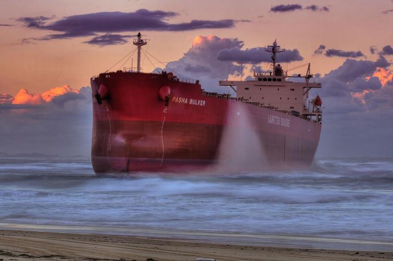 Φωτογραφία ημέρας – Pasha Bulker - e-Nautilia.gr | Το Ελληνικό Portal για την Ναυτιλία. Τελευταία νέα, άρθρα, Οπτικοακουστικό Υλικό