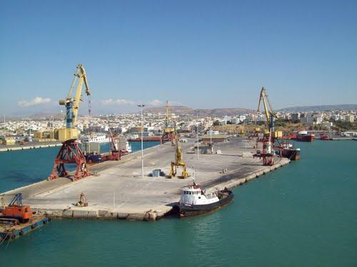 «Crash Test» για το λιμάνι του Ηρακλείου - e-Nautilia.gr | Το Ελληνικό Portal για την Ναυτιλία. Τελευταία νέα, άρθρα, Οπτικοακουστικό Υλικό