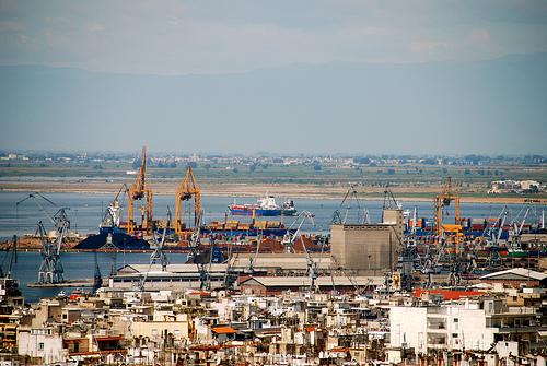 Η Θεσσαλονίκη πύλη μεταφορών για Ρωσία - e-Nautilia.gr | Το Ελληνικό Portal για την Ναυτιλία. Τελευταία νέα, άρθρα, Οπτικοακουστικό Υλικό