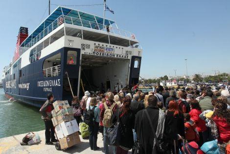 Μειώθηκε η διακίνηση επιβατών στα λιμάνια - e-Nautilia.gr | Το Ελληνικό Portal για την Ναυτιλία. Τελευταία νέα, άρθρα, Οπτικοακουστικό Υλικό