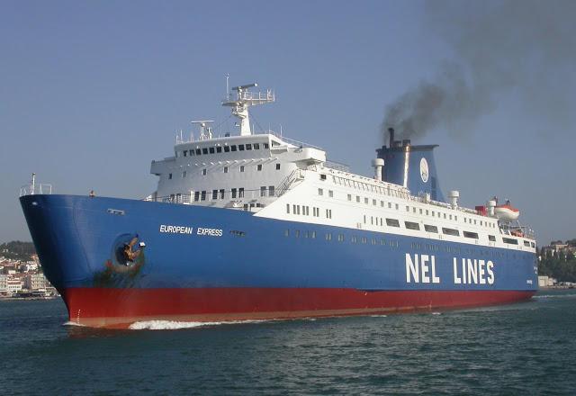 Μηχανική βλάβη στο Ε/Γ-Ο/Γ «EUROPEAN EXPRESS» - e-Nautilia.gr | Το Ελληνικό Portal για την Ναυτιλία. Τελευταία νέα, άρθρα, Οπτικοακουστικό Υλικό
