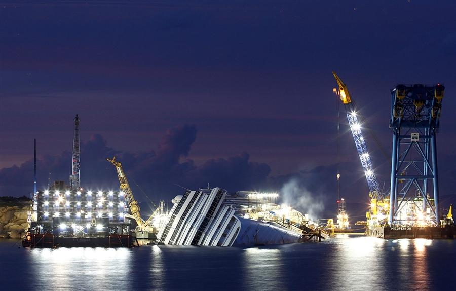 Αναβλήθηκε η δίκη για το ναυάγιο του Costa Concordia - e-Nautilia.gr | Το Ελληνικό Portal για την Ναυτιλία. Τελευταία νέα, άρθρα, Οπτικοακουστικό Υλικό