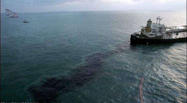 Περίπου εκατό τόνοι πετρελαίου χύθηκαν στη θάλασσα της κατεχόμενης Καρπασίας εξαιτίας ατυχήματος με δεξαμενόπλοιo - e-Nautilia.gr | Το Ελληνικό Portal για την Ναυτιλία. Τελευταία νέα, άρθρα, Οπτικοακουστικό Υλικό